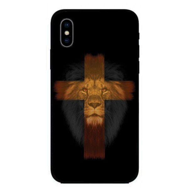 Калъфче за Motorola 248 лъв и кръст