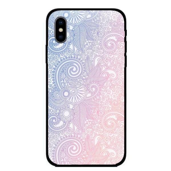 Калъфче за Xiaomi 225 синьо-розов