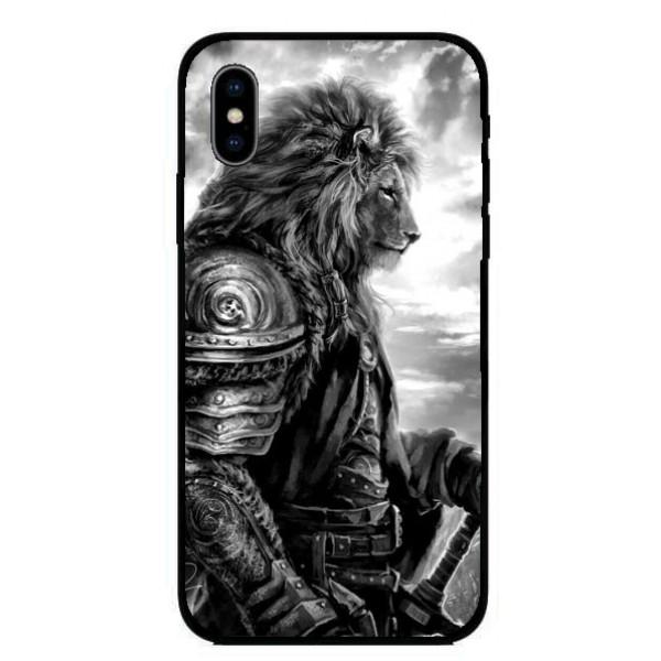 Кейс за Motorola 358 цар лъв