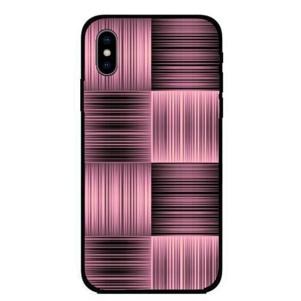 Кейс за Nokia 255 розови квадрати