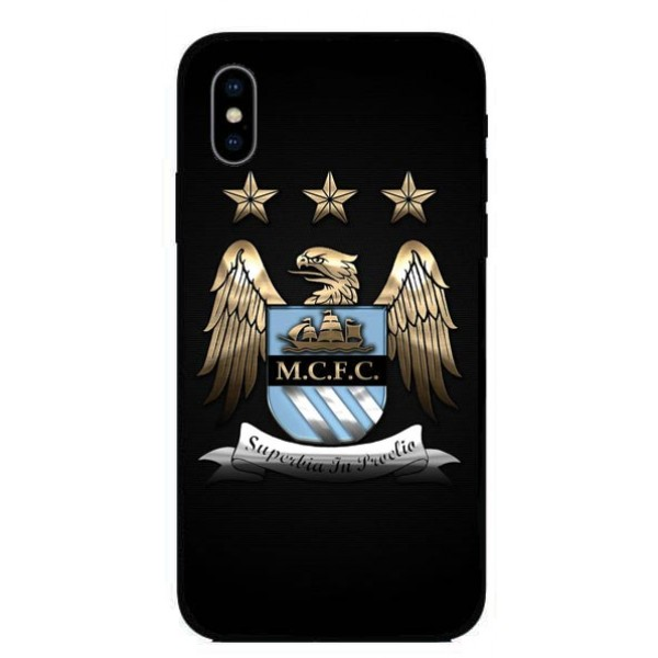 Кейс за Nokia 343 manchester city