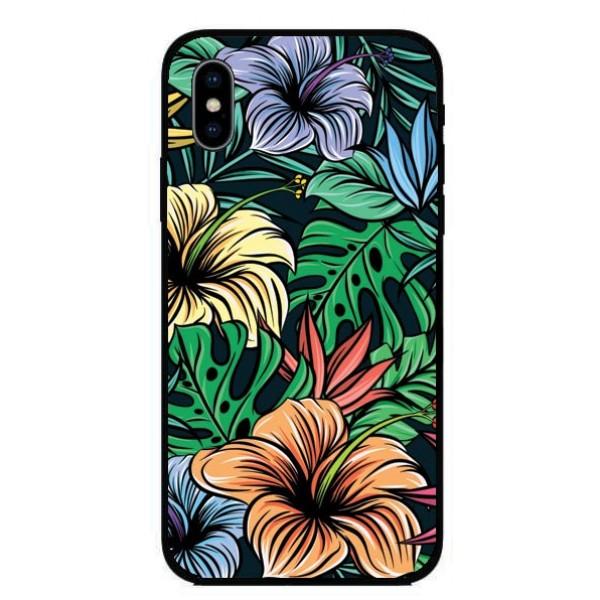 Кейс за Nokia 386 арт цветя
