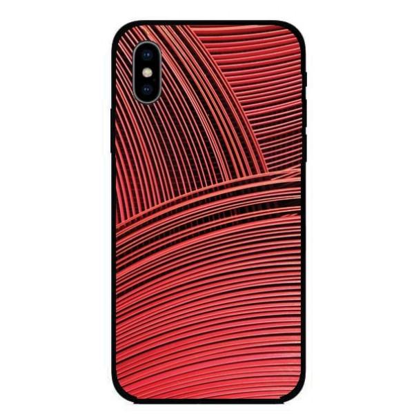 Кейс за Xiaomi 314 червени ленти