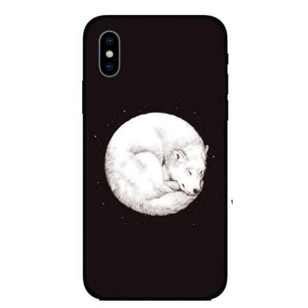 Калъфче за Huawei 100 Белия вълк