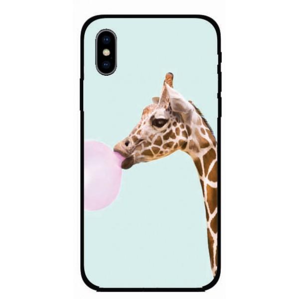 Калъфче за Huawei 101+40 Жираф