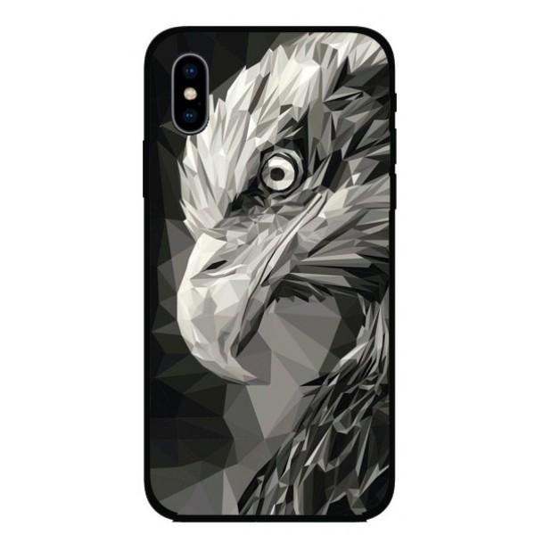 Калъфче за Huawei 101+95 сюреалистичен орел