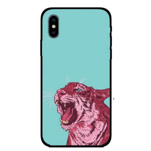 Калъфче за Huawei 101+2 арт тигър