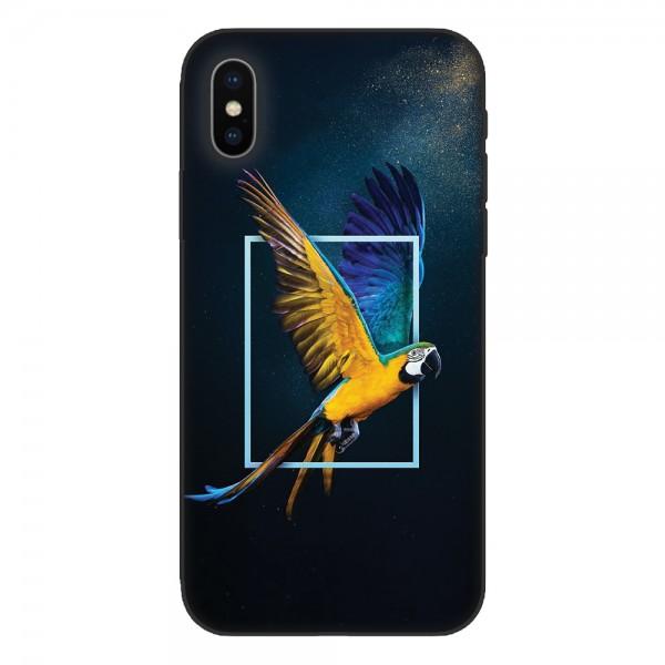 Кейс за Huawei 548 Папагал