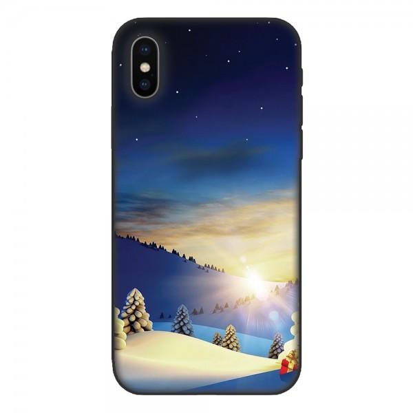 Кейс за Huawei 595 Коледен пейзаж