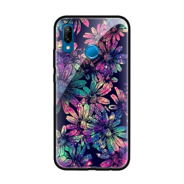 Стъклен кейс за Huawei Flowers 521