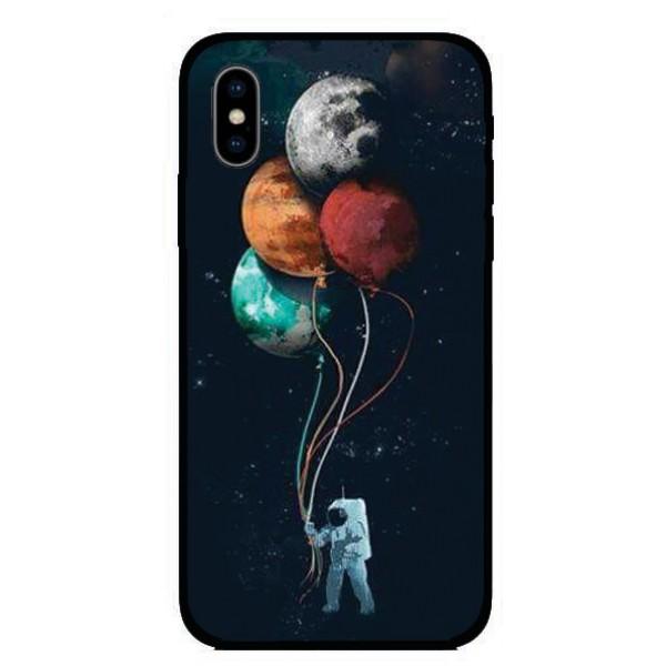 Калъфче за Nokia 101+47 Космонавт