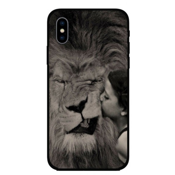 Калъфче за Nokia 101+98 Лъв и момиче