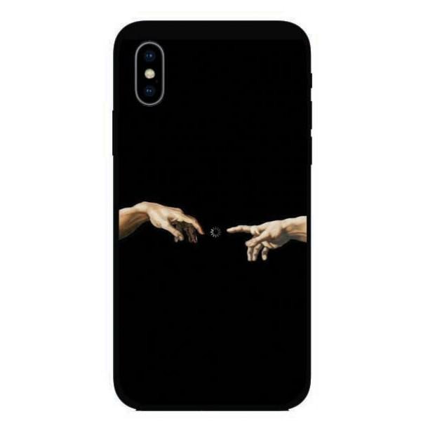 Калъфче за Nokia 4 Две ръце