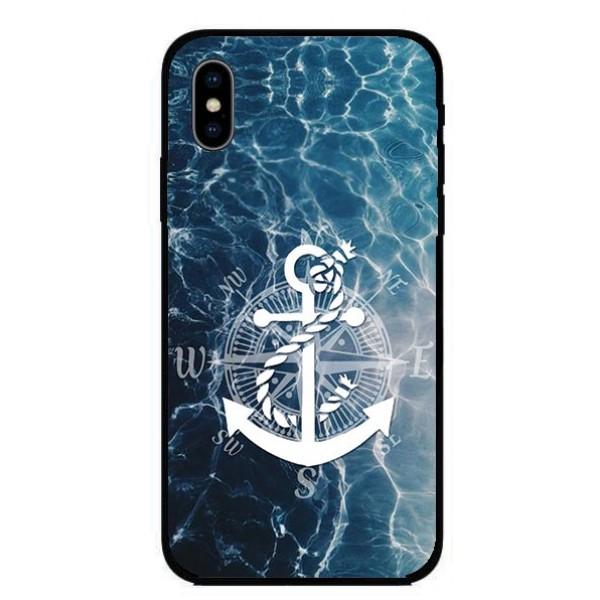 Кейс за Nokia 494 море и котва