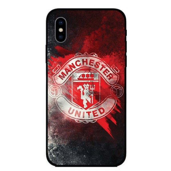 Кейс за Nokia 513 Manchester United