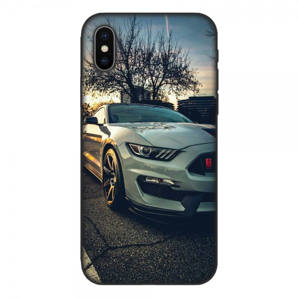 Кейс за Nokia 544 Ford Mustang