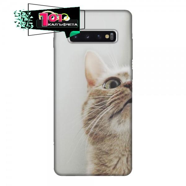 Калъфче за Samsung 42 Любопитно коте