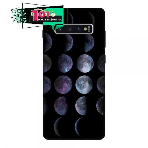Калъфче за Samsung 67 Фази луни цветни