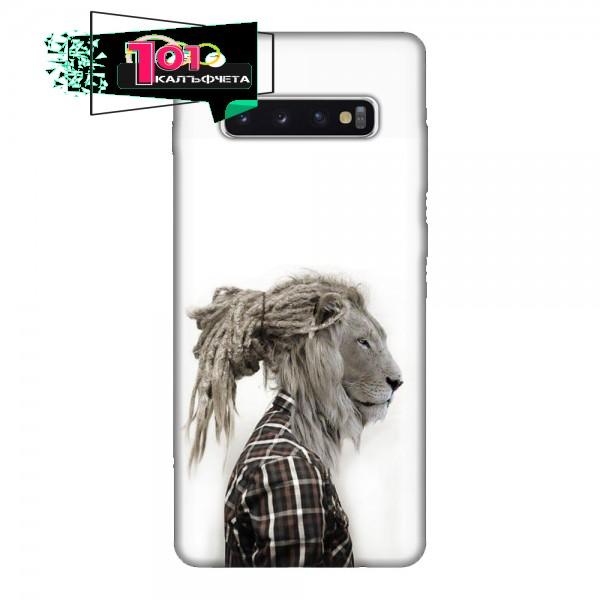 Калъфче за Samsung 77 лъв с раста