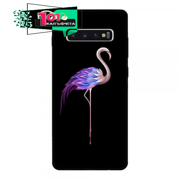 Калъфче за Samsung 101+12 фламинго
