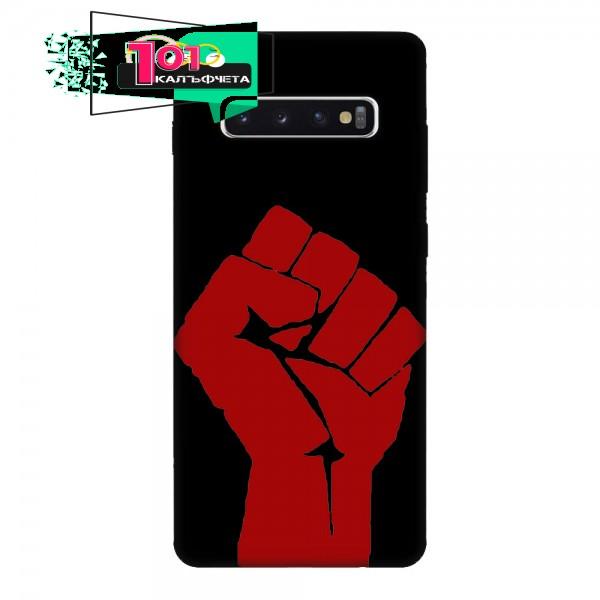 Калъфче за Samsung 101+62 Red Hand