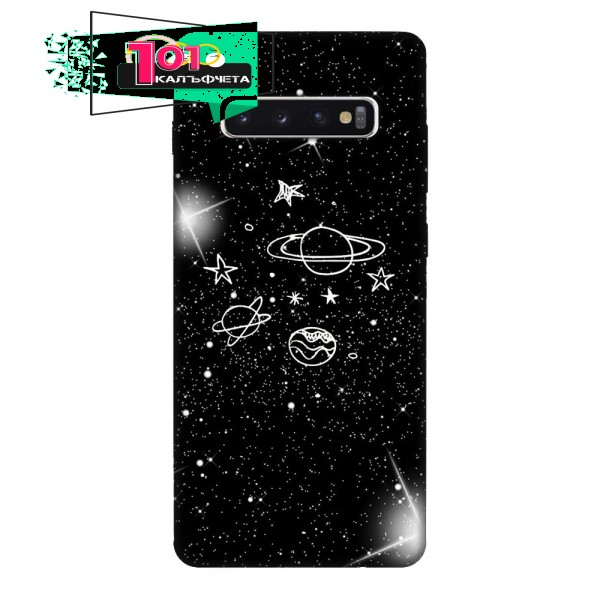 Калъфче за Samsung 101+74 Планети