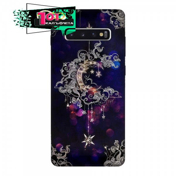 Калъфче за Samsung 101+75 Art moon