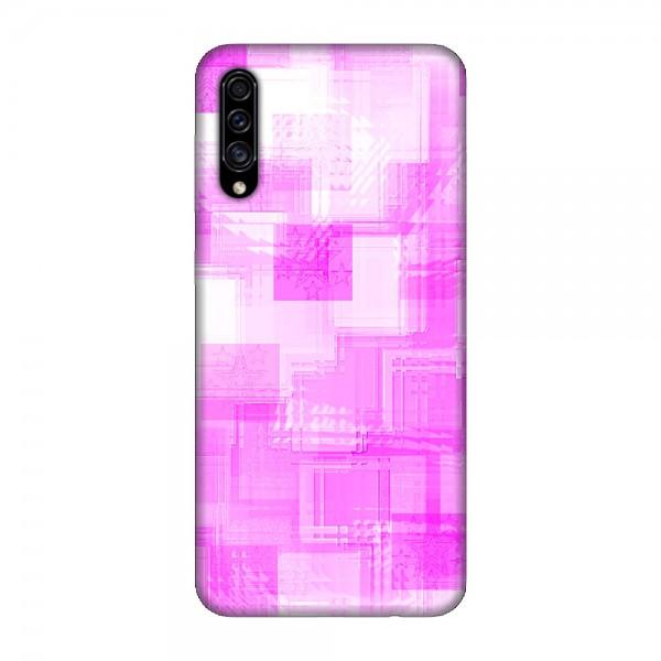 Калъфче за Samsung 226 розови квадрати