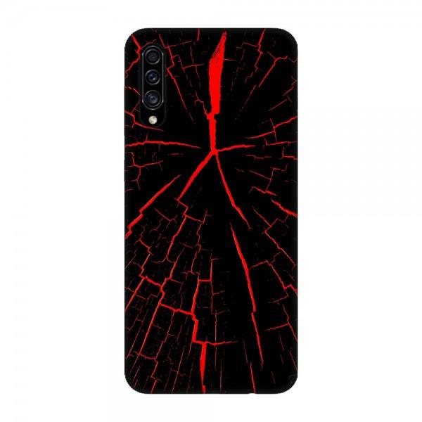 Калъфче за Samsung 249 червено, дърво