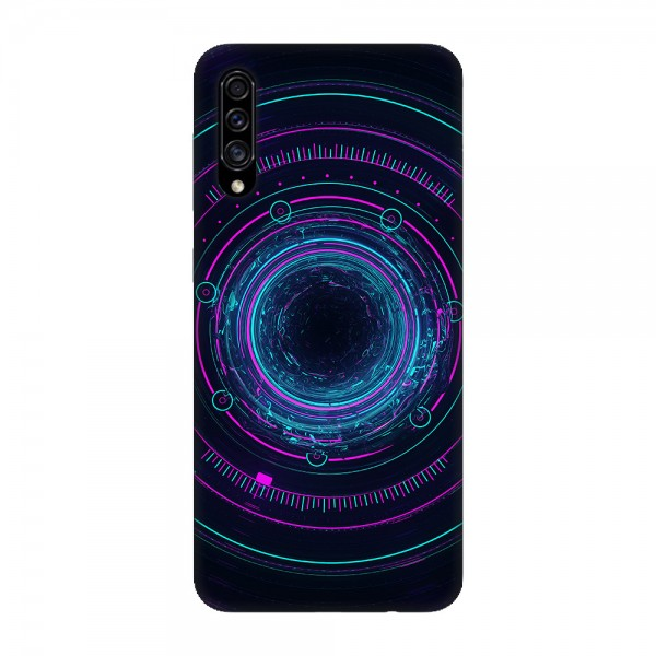 Калъфче за Samsung 251 сини кръгове