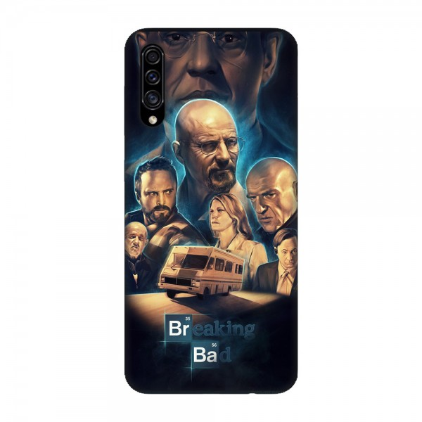 Кейс за Samsung 460 breaking bad