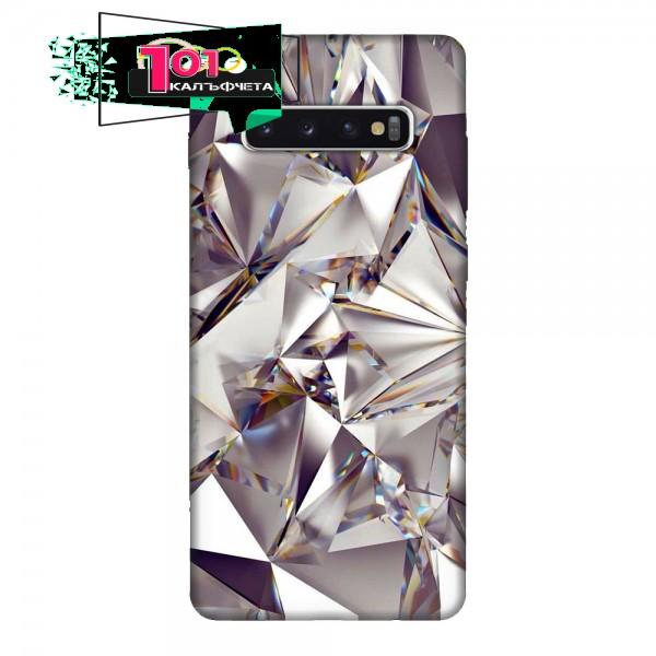 Кейс за Samsung 430 диамант