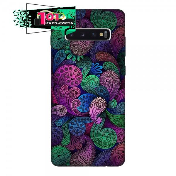 Кейс за Samsung 431 цветни шарки