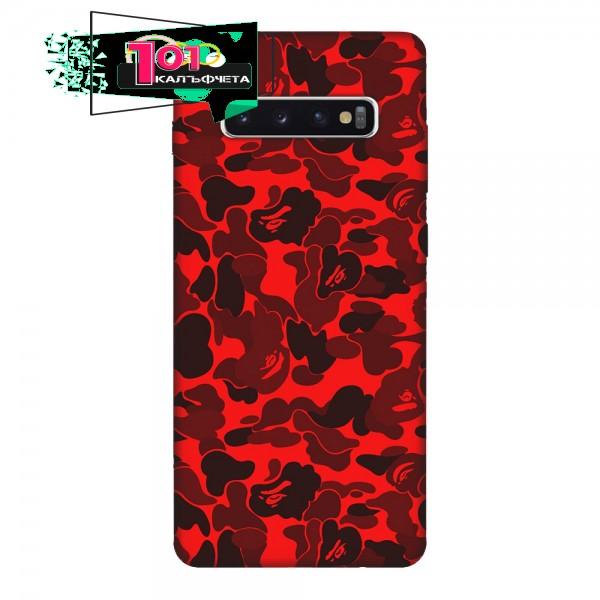 Кейс за Samsung 449 червен