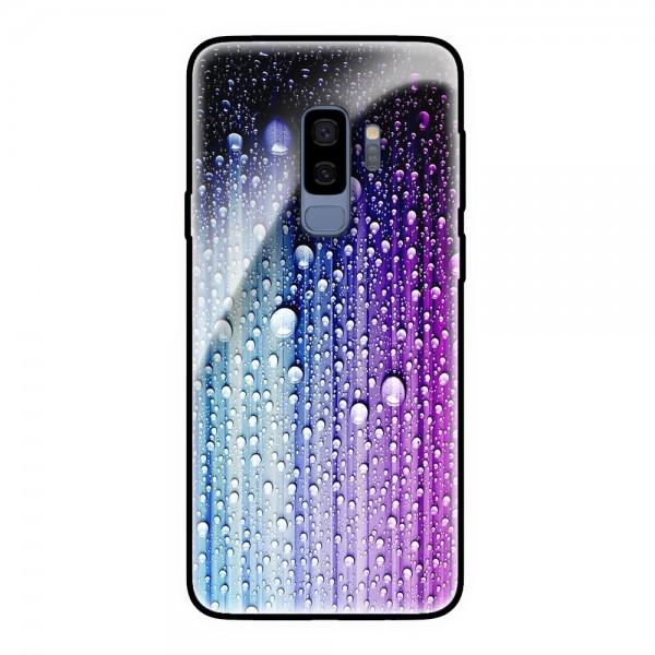 Стъклен кейс за Samsung Капки 512
