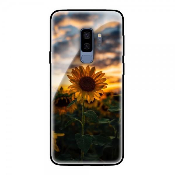 Стъклен кейс за Samsung Слънчоглед 501