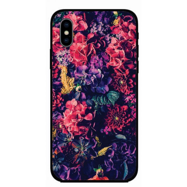 Калъфче за Xiaomi 101+35  flowers