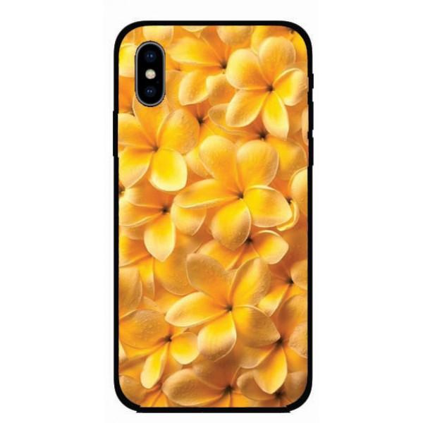 Калъфче за Xiaomi 101+36 жълти цветя