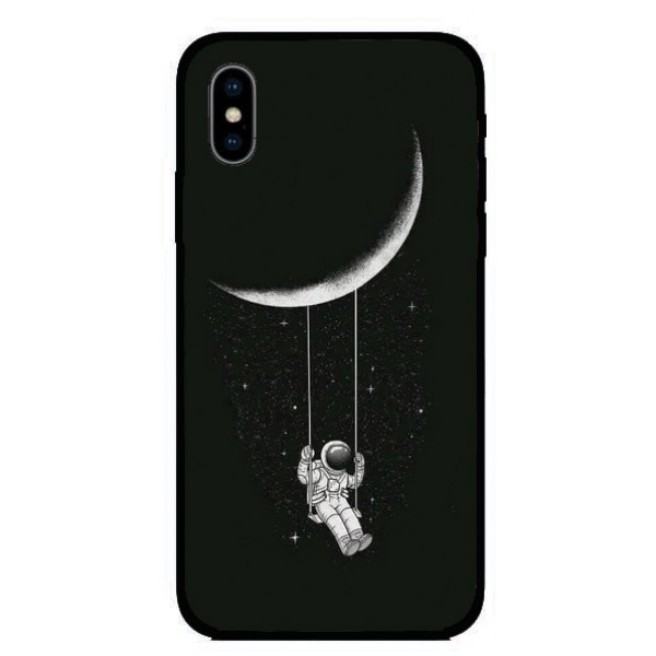 Калъфче за Xiaomi 101+73 астронафт на луната