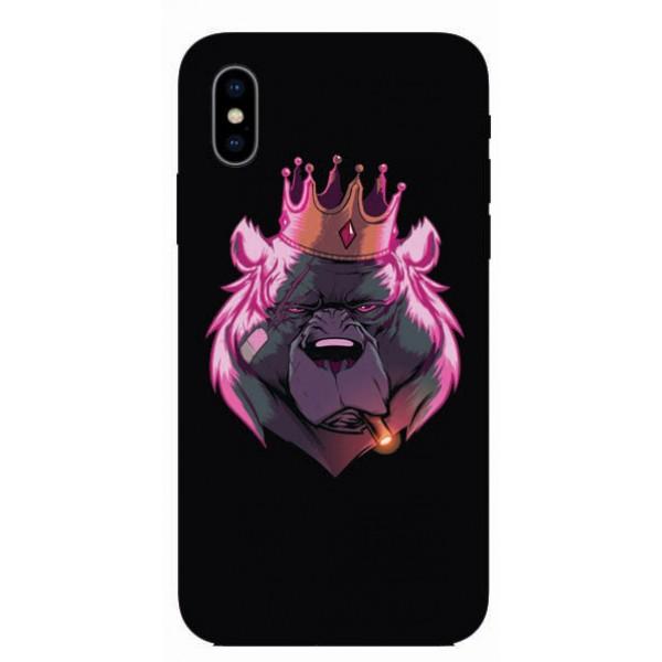 Калъфче за Xiaomi 101+8 розова мечка