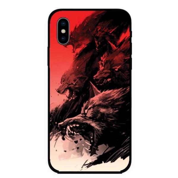 Кейс за Xiaomi 459 вълци