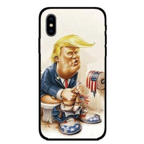 Калъфче за Xiaomi 16 Donald Trump WC