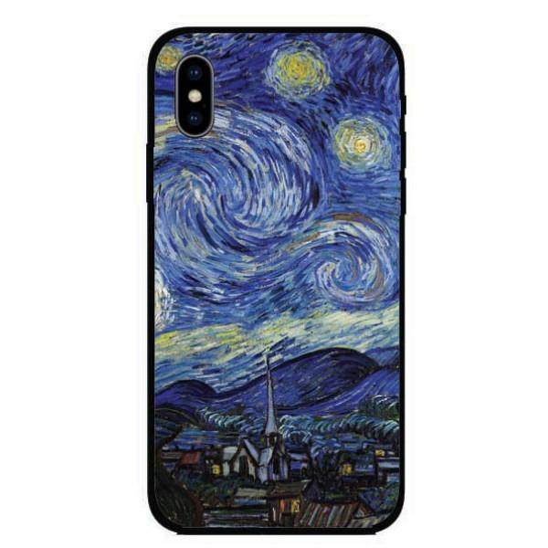 Калъфче за Xiaomi 6 Звездна нощ- Ван Гог