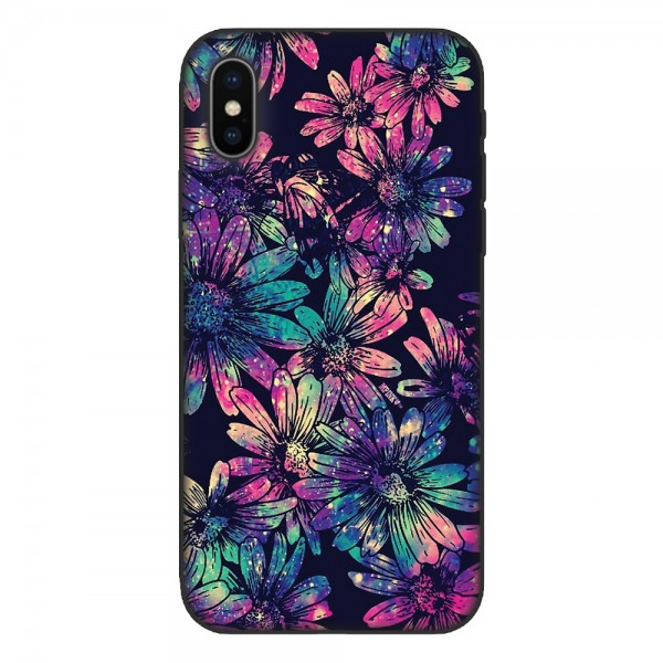 Кейс за Xiaomi 521 dark Flowers