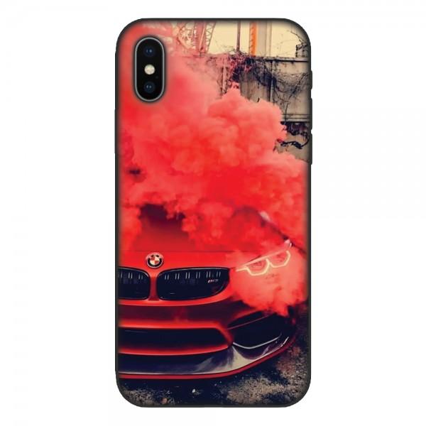 Кейс за Xiaomi 535 Червено BMW
