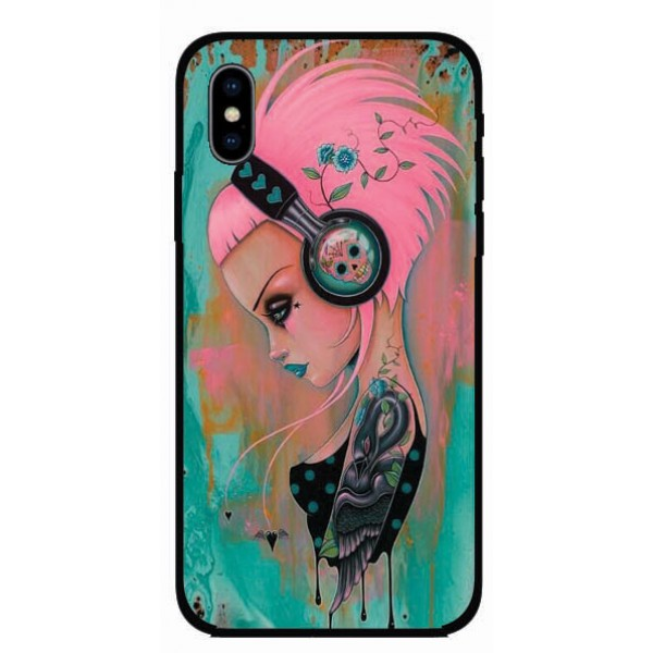 Калъфче за Motorola 101+3 Music love