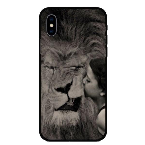 Калъфче за Motorola 101+98 лъв и момиче
