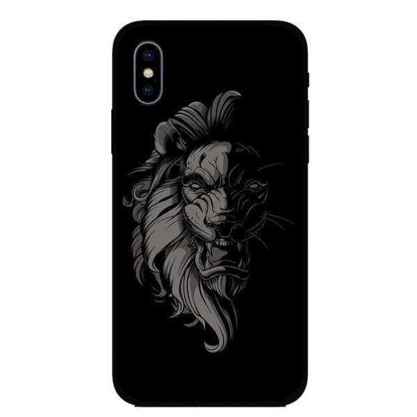 Калъфче за Sony 101+97 Black N White Lion