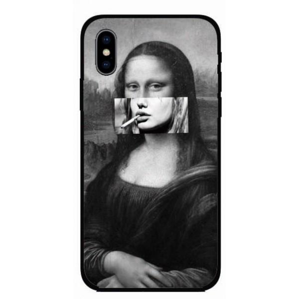 Калъфче за Sony  70 съвременен колаж  на Мона Лиза