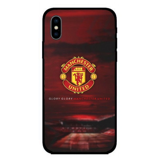 Калъфче за iPhone 101+68 Manchester United
